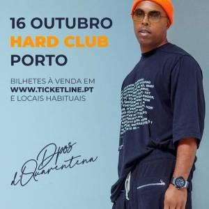 NELSON FREITAS hard club