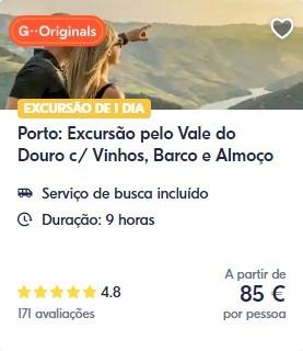 Visitas guiadas Porto