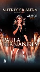 Paula Fernandes no Super Bock Arena