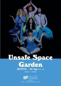 Sons à Mesa Unsafe Space Garden