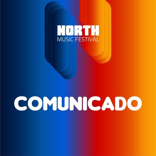 North Music Festival - Adiado