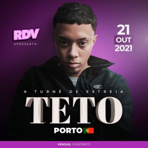 TETO NO HARD CLUB PORTO - RDV EURO