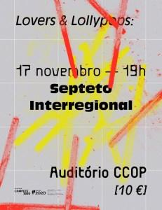 SEPTETO INTERREGIONAL no CCOP