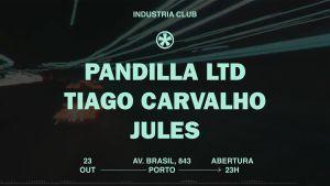 Pandilha Ltd - Tiago Carvalho - Jules