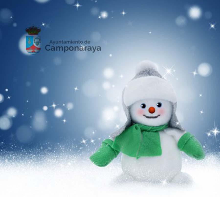 cartel navidad camponaraya el bierzo