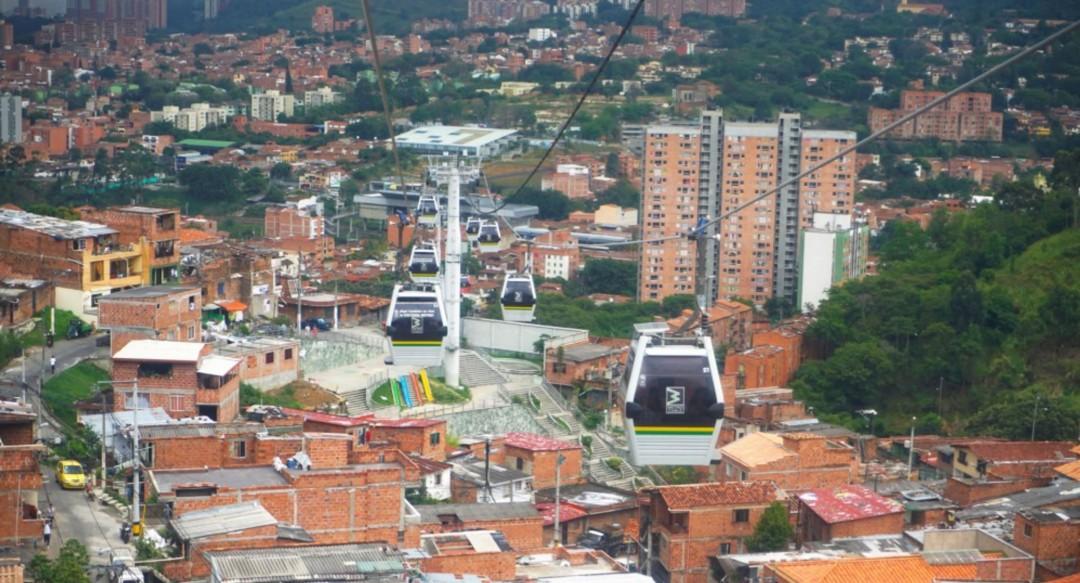 Medellín, laboratorio de transformación