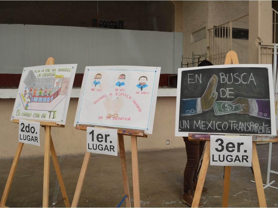 JNP Premia a los ganadores del segundo concurso de dibujo