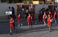 Autoridades municipales inauguraron Torneo de Basquetbol3