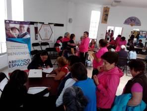 Busca Mineral de la Reforma inserción laboral de adultos mayores con Programa Abriendo Espacios