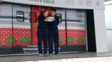 """campaña """"Celebrando los derechos de niños, niñas y adolescentes""""2"""