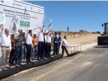 Más de 306 mdp para reconstruir y modernizar vías de comunicación de Huichapan y 4