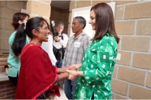 Mejores viviendas para los pueblos indígenas del Estado de México