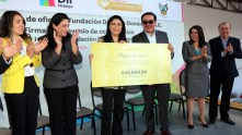 Sistema DIF Hidalgo firma convenio de colaboración con la Fundación Domitila2