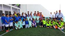 INHIDE celebra la Semana Nacional de la Cultura Física y Deporte 2
