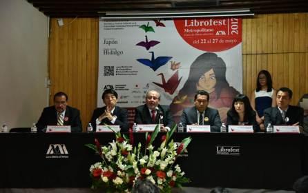 Japón e Hidalgo, invitados del IV Librofest de la UAM2