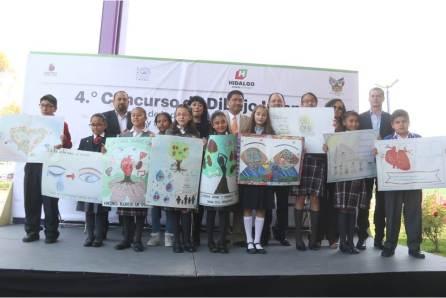 Premian a niñas y niños promotores de la donación de órganos y tejidos2