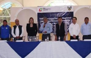 Tizayuca fue sede del Taller de Capacitación Regional para Organismos Operadores del Agua1