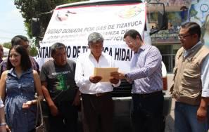 ATTAC dona al Ayuntamiento de Tizayuca un camión4