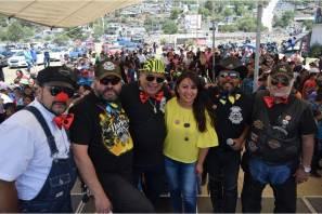 En Tepeapulco celebran niños su día a lo Harley3