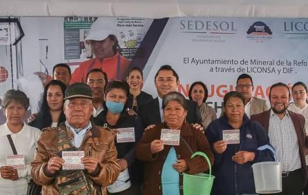 Encabeza Raúl Camacho reapertura de lechería LICONSA en La Providencia3