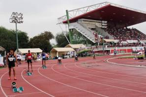 Hidalgo finaliza participación en atletismo