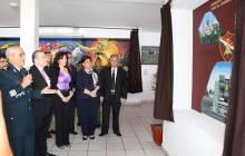 Inauguración de Murales Cuartel General de la 18va. Zona Militar4