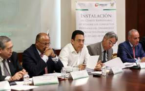 Instalan el primer Comité en México para Atención de Conflictos Derivados de Proyectos Energéticos