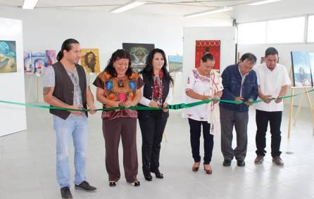 ITESA sede la exposición arte y deporte2