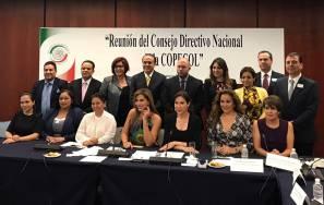 Mantiene Hidalgo representación en reuniones del Consejo Directivo Nacional de la Copecol4