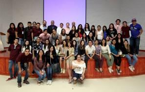 Participan 345 universitarios en congreso de Comercio Exterior en ICEA4