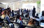 Raúl Camacho entrega Cancha de usos múltiples en Fraccionamiento Villa Virreyes3
