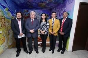 """Inauguran mural """"Disciplina, Ciencia y Servicio"""", en oficinas de la UAEH"""