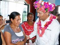 Realiza Alberto Meléndez gira de trabajo por municipios de Hidalgo2