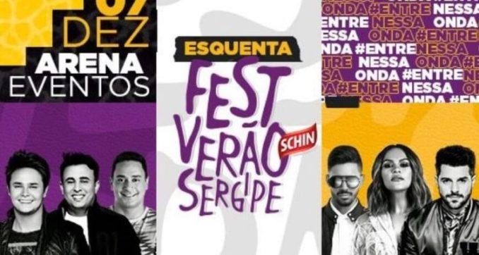 Esquenta Fest Verao Vem Com Matheus E Kauan E Harmonia Do Samba Agendaju