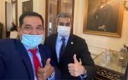 Senador ratifica que Abdo apoya su candidatura a la Intendencia de Asunción – Agenda Paraguay