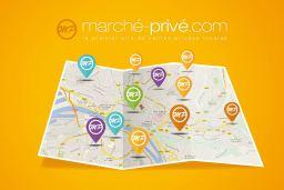 Marché Privé : Les Ventes Privées Locales Jusqu'à -80%