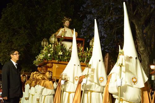 procesion del silencio 2013