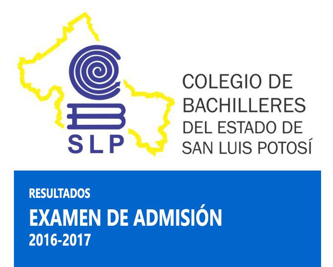 Aspirantes aceptados al Colegio de Bachilleres (Cobach) 2016-2017