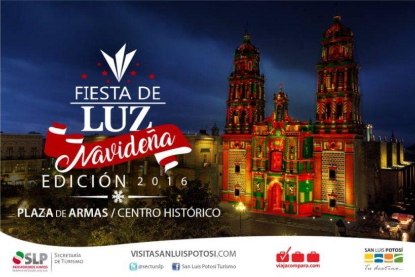 Fiesta de Luz Navideña