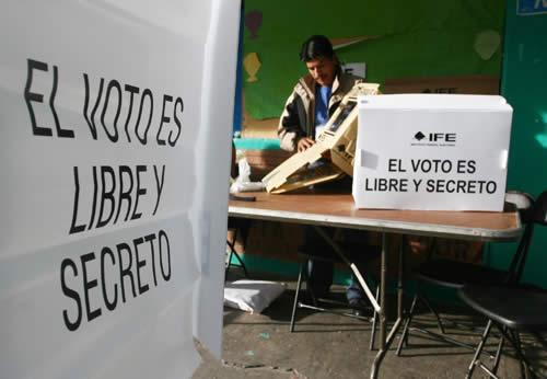 ley electoral