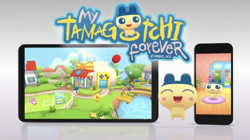 tamagotchi forever