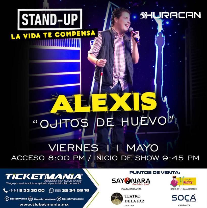 11 mayo Alexis
