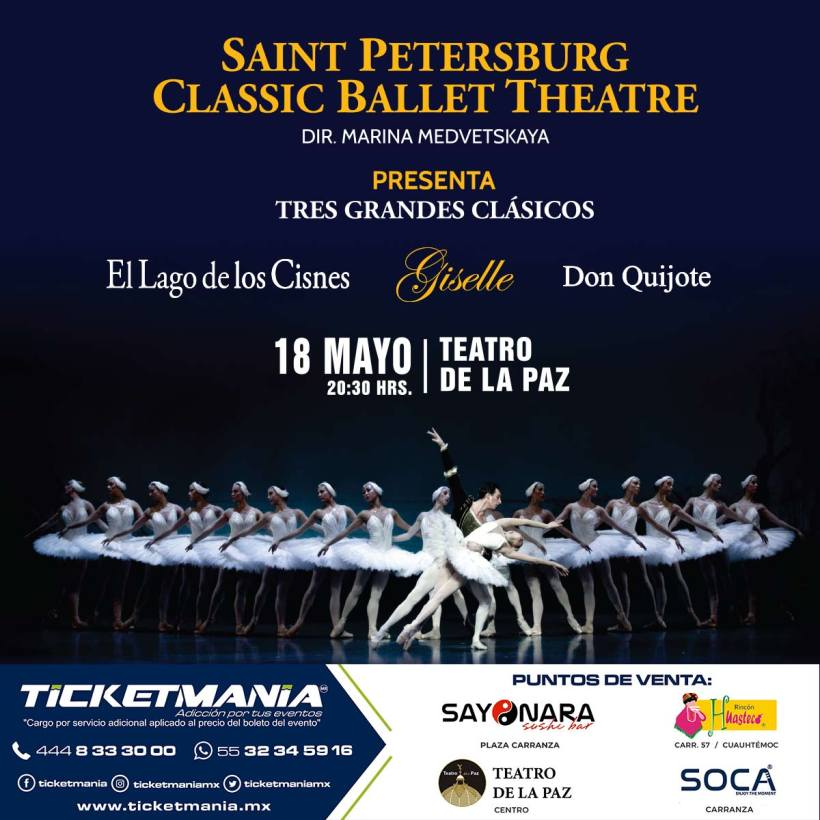 Ballet Saint Petersburgo