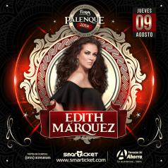 Edith Marquez Palenque 2018 FENAPO SLP