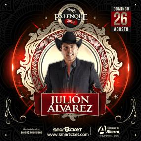 Julión Alvarez Palenque 2018 FENAPO SLP
