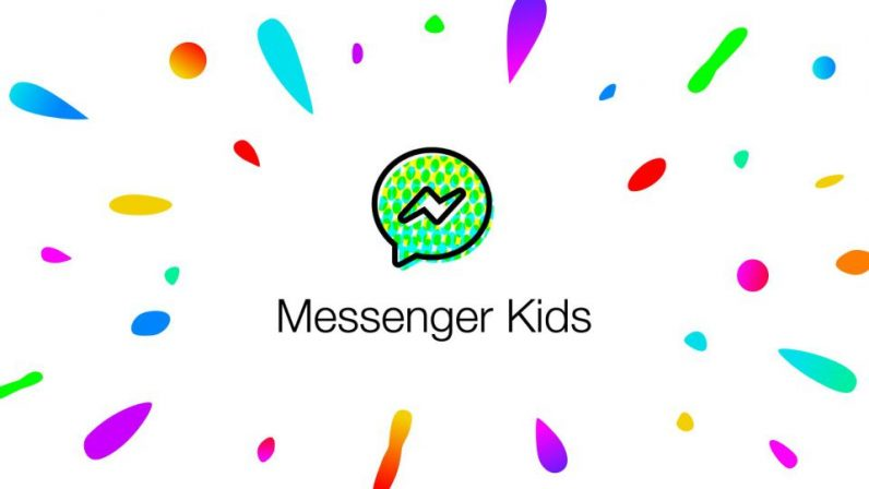 messenger kids por