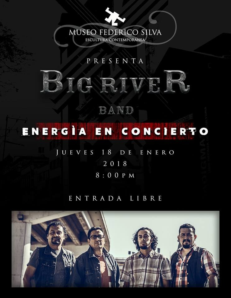 eventos san luis potosi Big River Band