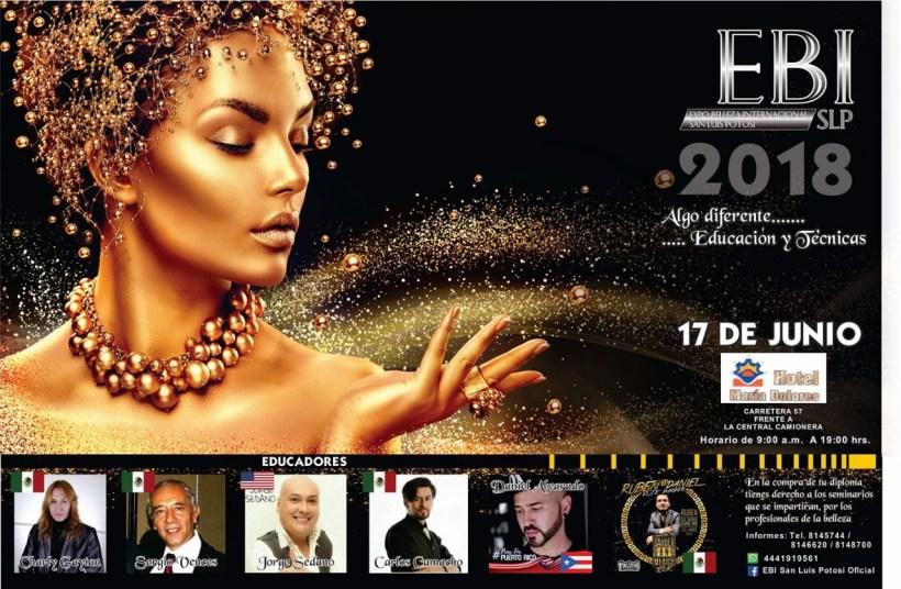 Expo belleza SLP