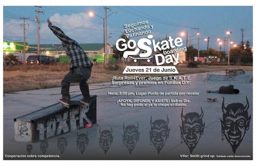 Go skate SLP