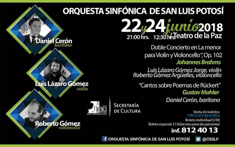 Orquesta sinfonica SLP